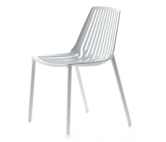 Rion chair di Fast | Sedie multiuso