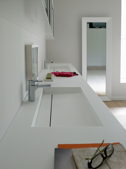Framed mirror rectangular by CODIS BATH | Wall mirrors