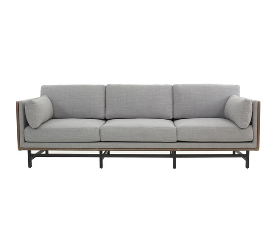 SW Sofa Three Seater by Stellar Works | Sofas