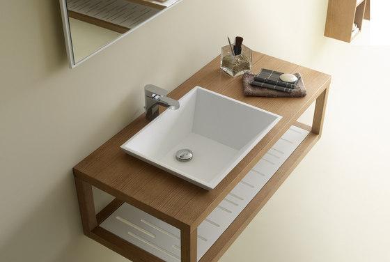 Zen corian washbasin von CODIS BATH | Waschtische