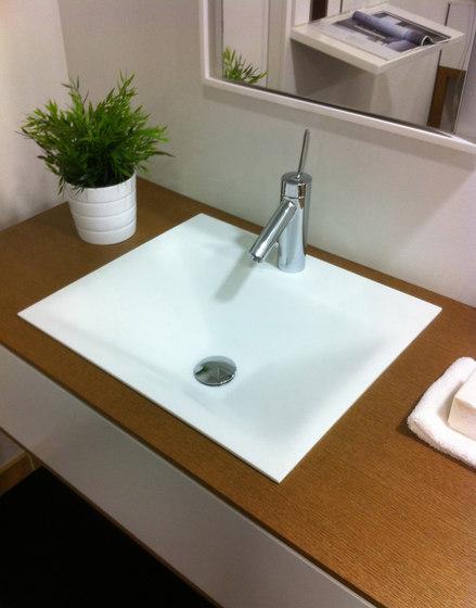 50 basin by CODIS BATH | Wash basins
