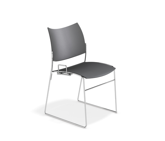 Curvy 1288/00 by Casala | Multipurpose chairs