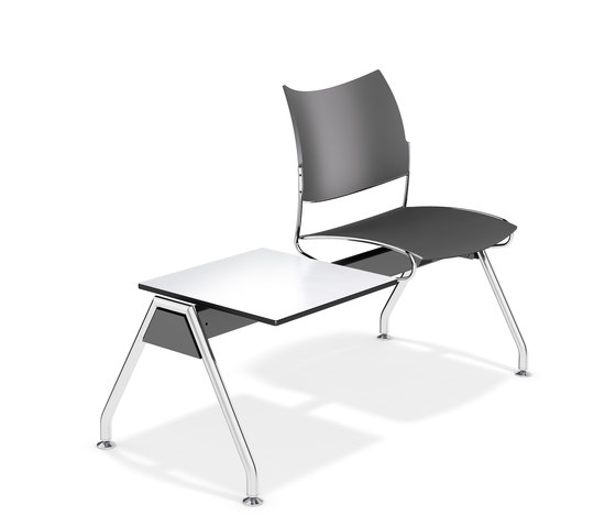 Curvy Traverse 1288/99 by Casala | Beam / traverse seating