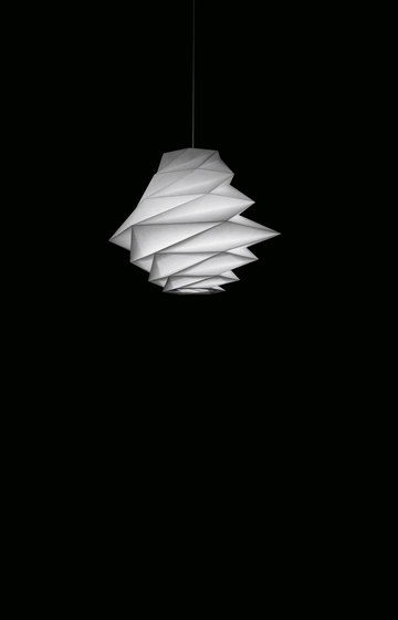 In-Ei - Fukurou Suspension Lamp by Artemide | General lighting