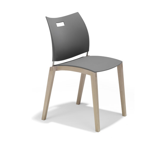 Cito 1268/00 by Casala | Visitors chairs / Side chairs