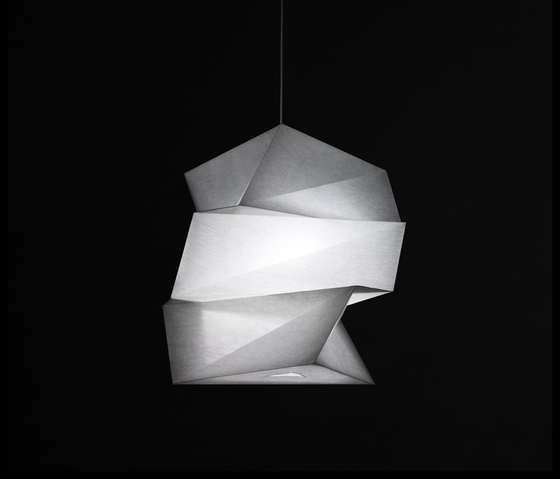 In-Ei - Katatsumuri Suspension Lamp by Artemide | General lighting