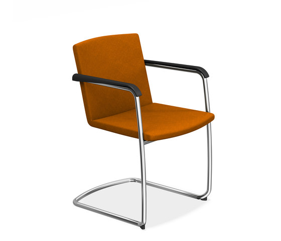 Leon 2664/10 by Casala | Visitors chairs / Side chairs