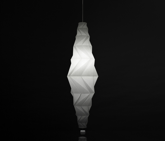 In-Ei - Minomushi Suspension Lamp by Artemide | General lighting