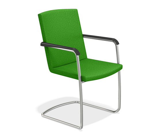 Leon 2664/11 by Casala | Visitors chairs / Side chairs