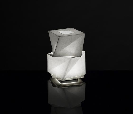 In-Ei - Mogura Mini Tischleuchte von Artemide | Allgemeinbeleuchtung