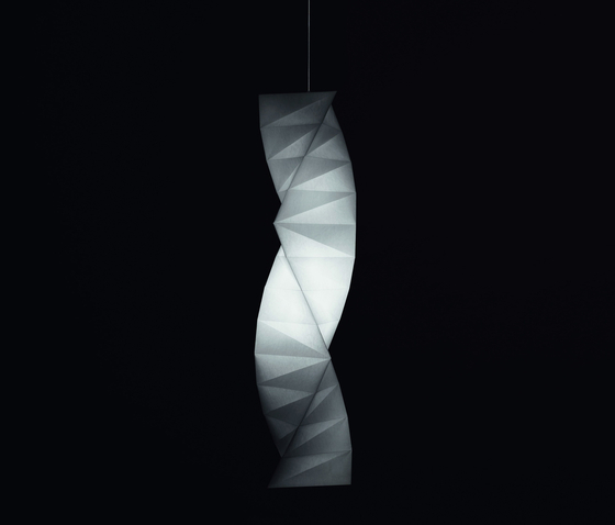 In-Ei - Tatsuno Otoshigo Suspension Lamp by Artemide | General lighting