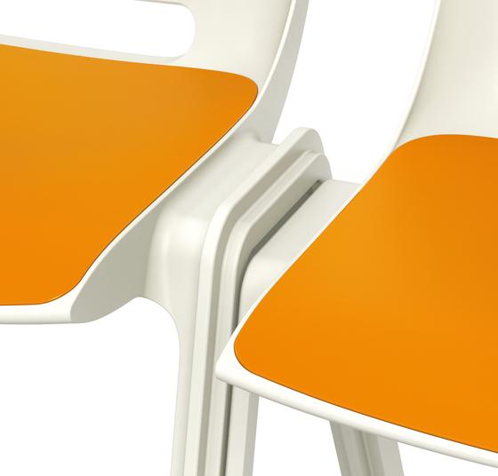 Monolink 2505/00 de Casala | Chaises polyvalentes