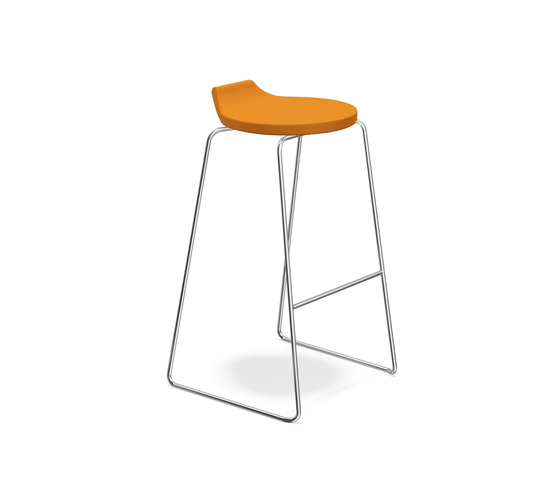 Ravelle I 1517/07 by Casala | Bar stools