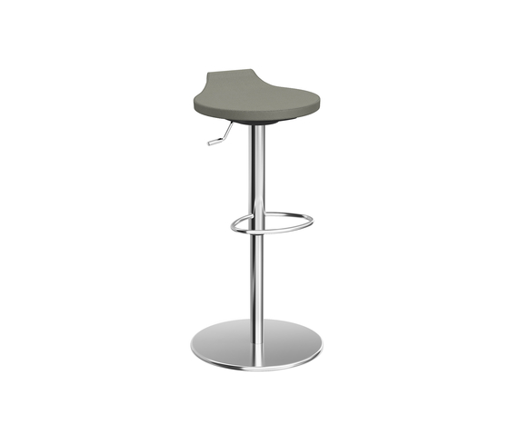 Ravelle IV 1547/07 by Casala | Bar stools