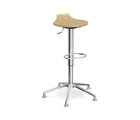 Ravelle V 1556/07 by Casala | Bar stools