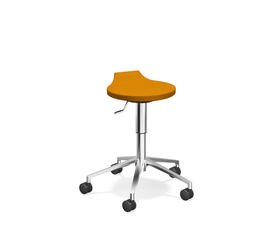 Ravelle V 1557/05 by Casala | Swivel stools