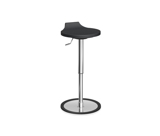 Ravelle VI 1565/07 by Casala | Bar stools