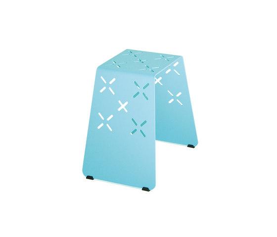 Kami stool by Miiing | Garden stools