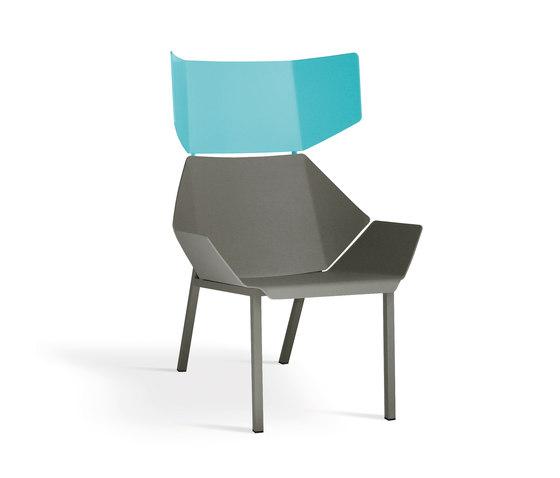 Racing armchair di Miiing | Poltrone