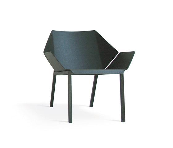 Racing armchair by Miiing | Garden armchairs