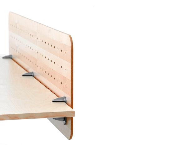 EFG Dot desk screen de EFG   Table dividers