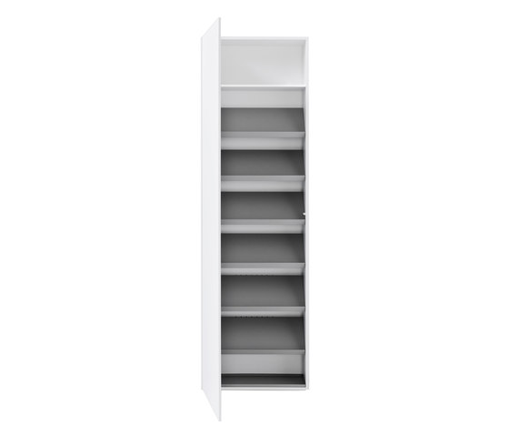 Blio Shoe rack by Kristalia | Cabinets