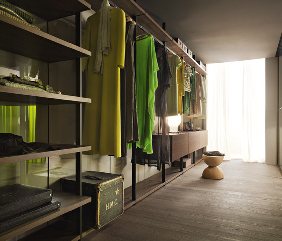 Hangar by LEMA | Walk-in wardrobes
