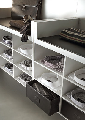 Novenove by LEMA | Built-in cupboards
