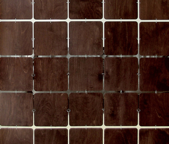 nolastar_wood wenge by Nola Star | Space dividers