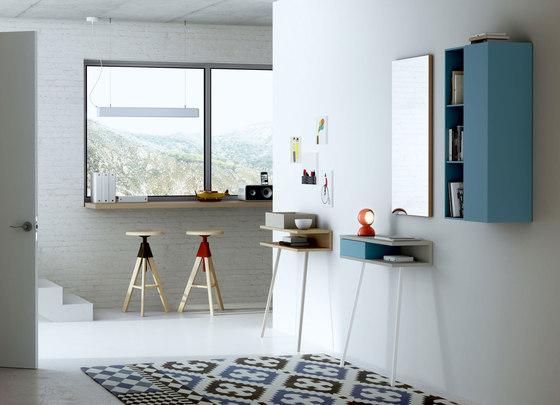 Flip shelf by ARLEX design | Wall shelves