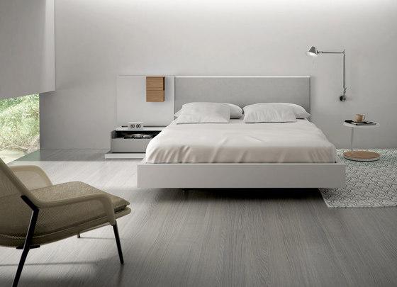 Indigo bedside table von ARLEX design | Nachttische