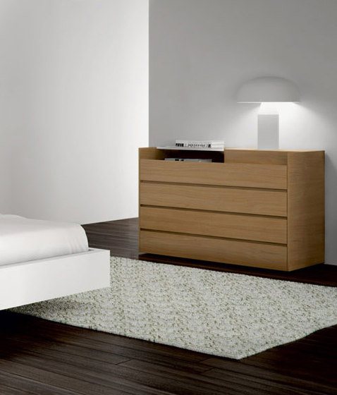 Indigo bedroom furniture by ARLEX design | Sideboards