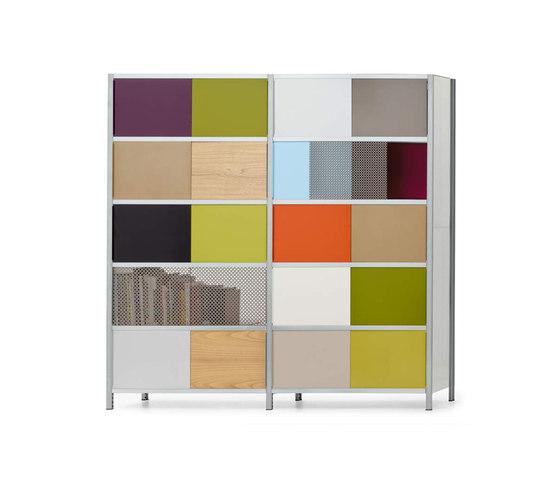 mf system regal von mf system mf system regal mit. Black Bedroom Furniture Sets. Home Design Ideas