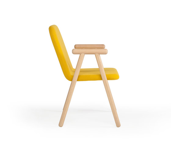Pole Chair by Odesi | Visitors chairs / Side chairs