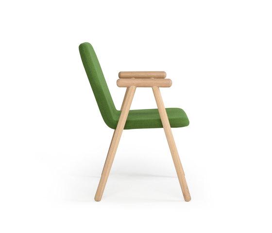 Pole Stuhl von Odesi | Besucherstühle