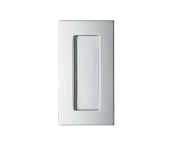 Agaho Sliding Door Pull 416 by WEST inx | Flush pull handles