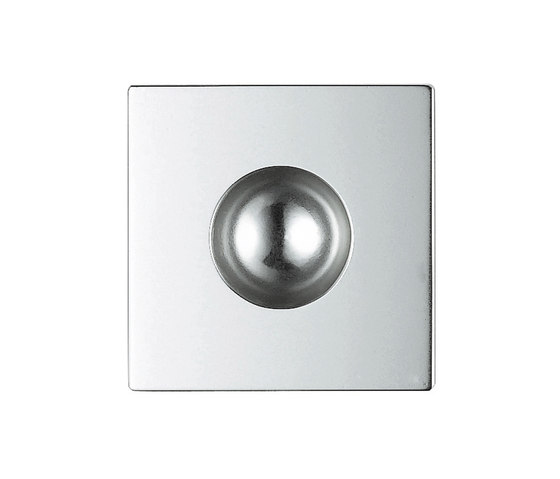 Agaho Four Cabinet Flush Pull 24P by WEST inx | Cabinet recessed handles