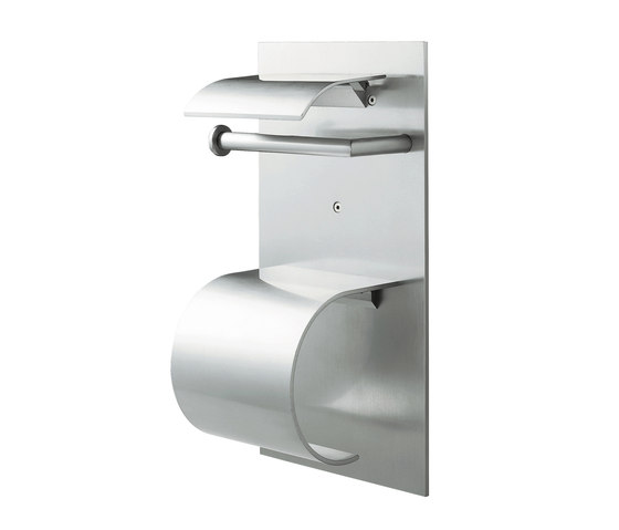 Agaho Toilet Paper Holder 14M de WEST inx | Distributeurs de papier toilette