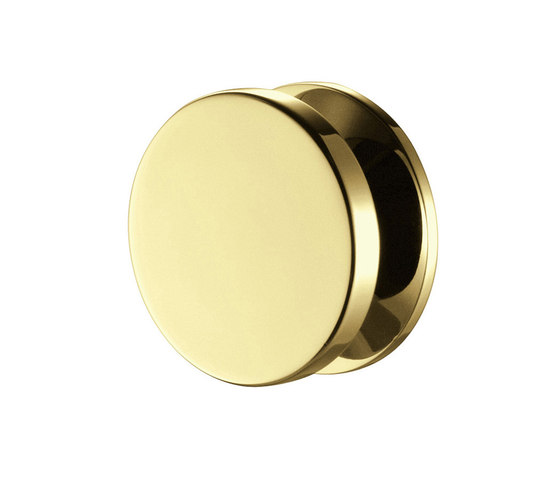Agaho Brass Cabinet Knob 37P by WEST | Knobs