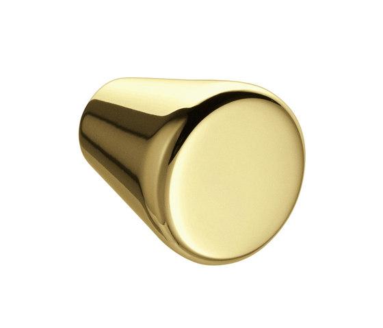 Agaho Brass Cabinet Knob 39P de WEST | Pomos