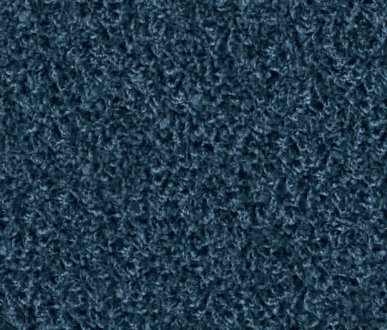 Poodle 1410 Deep Blue von OBJECT CARPET | Formatteppiche