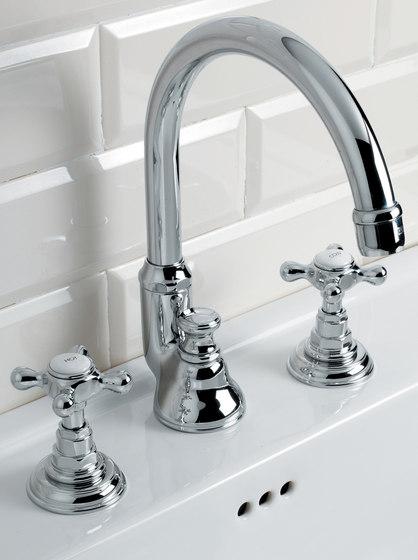 3 hole basin set by Devon&Devon | Wash-basin taps