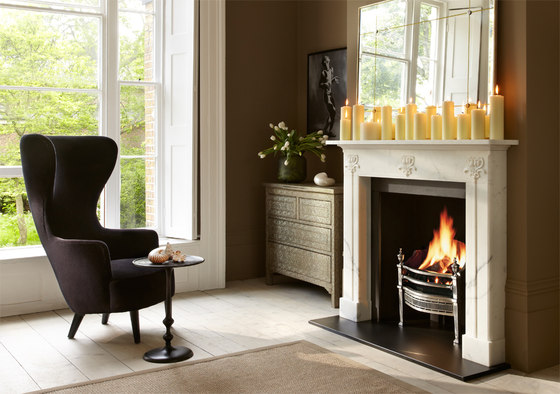 The Hulanicki Art Nouveau by Chesney's | Wood fireplaces