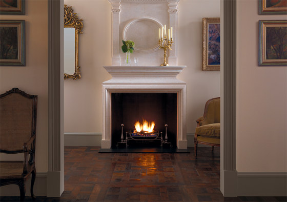The Limoges by Chesney's | Wood fireplaces