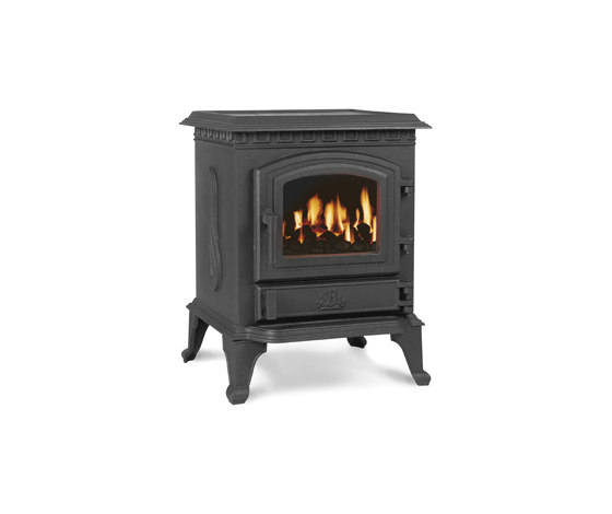 York Midi Gas Stove by Broseley Fires | Gas burning stoves