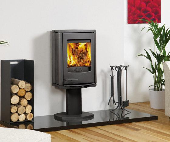 Astroline 2CB Pedestal by Dovre Stoves & Fires | Wood burning stoves