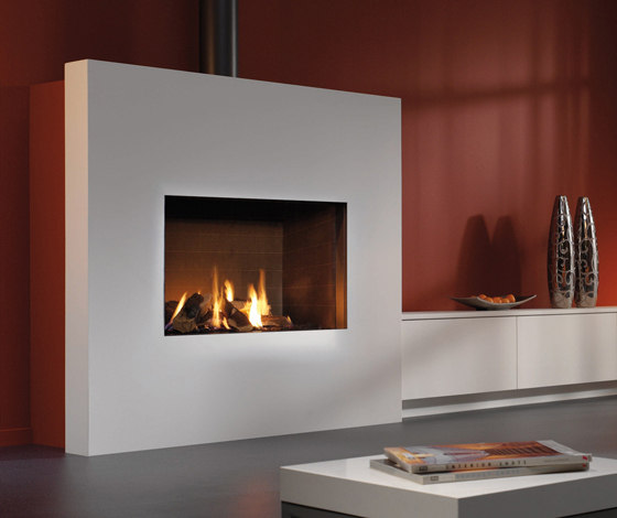 DRU Apollo 80 by Dru | Gas fireplaces