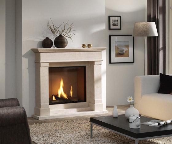 DRU Global 70XT BF by Dru | Gas fireplaces