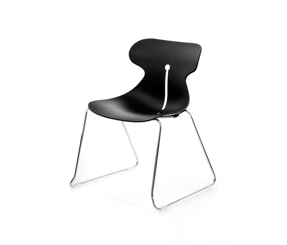 EFG Mariquita by EFG | Visitors chairs / Side chairs