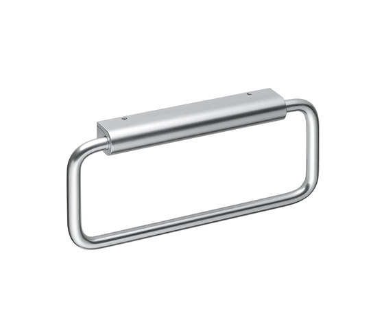 Agaho S-line Towel Ring 37M by WEST inx | Towel rails